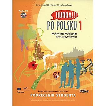 Hurra!!! Po Polsku: Student's Textbook v. 1