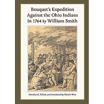 Expédition de bouquet contre les Indiens de l'Ohio en 1764 par William Smith