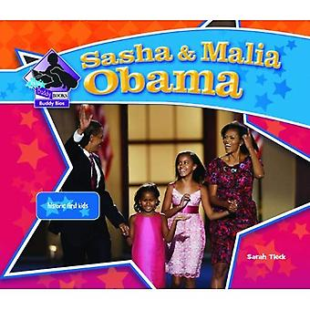 Sasha & Malia Obama CD: Historische eerste Kids