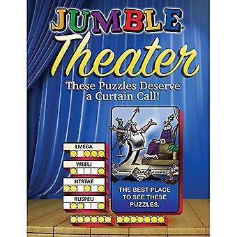 Jumble(r) Theater: These Puzzles Deserve a Curtain Call (Jumbles#174;)
