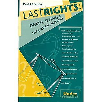 Sista rättigheter: Döden dö och lagen i Irland (underströmmar S.)