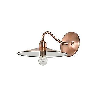 Ideal Lux - Cantina acabado de cobre pared luz IDL112695