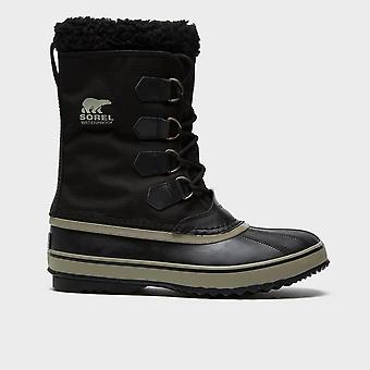 New Sorel Men's 1964 Pac T Snow Boots Black