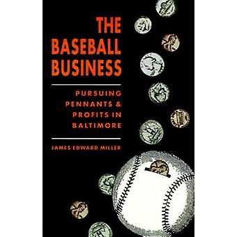 De honkbal wimpels van het nastreven van de Business en de winst in Baltimore door Edward Miller & James