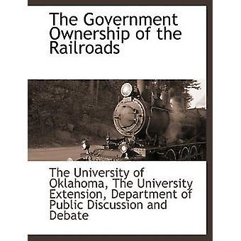 Offentligt ejerskab af jernbaner ved University of Oklahoma & universiteter
