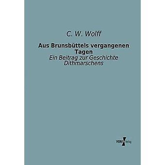 aus Brunsbttels Vergangenen Tagen von Wolff & C. W.