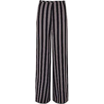 Xenia Design Glen stribede bukser