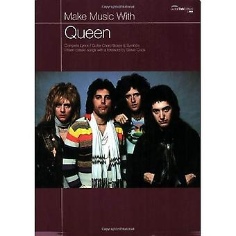 Make Music with Queen-Guitar Tab-Music Book