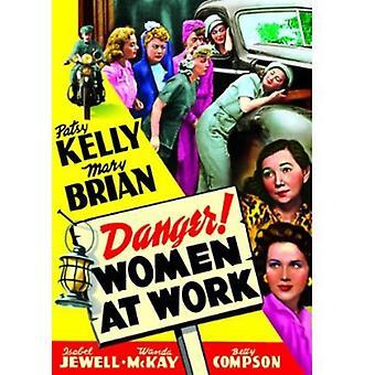 Danger! Women at Work [DVD] USA import