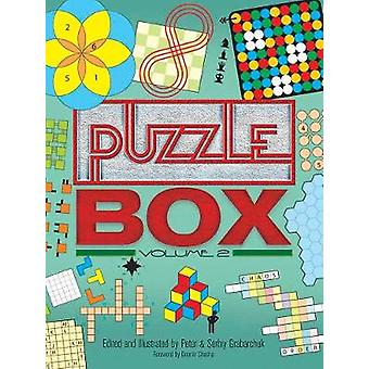Puzzle Box Volume 2 by Peter Grabarchuk - 9780486813486 Book