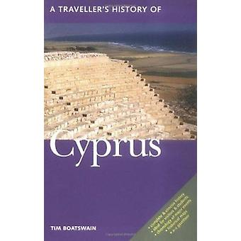A Traveller's History of Cyprus by Tim Boatswain - 9781566566056 Book