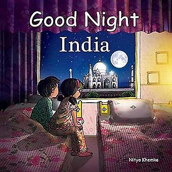 Good Night India by Nitya Khemka - 9781602194779 Book