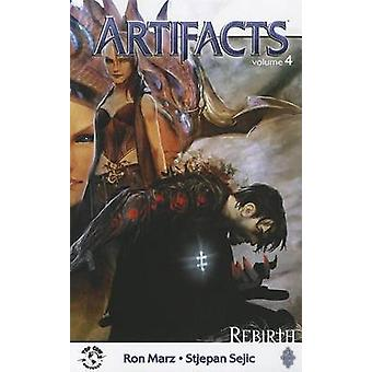 Artifacts - Volume 4 by Ron Marz - Stjepan Sejic - 9781607065623 Book