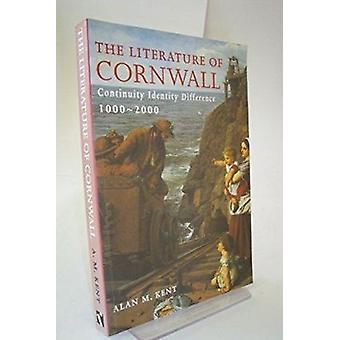 The Literature of Cornwall - Continuity - Identity - Difference - 1000