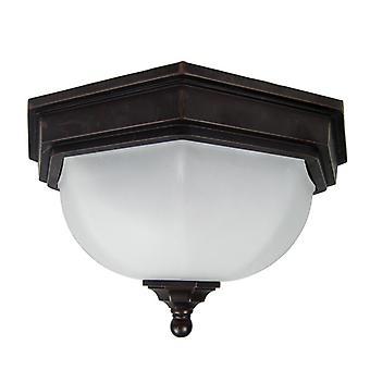 Fairford Ceiling Flush Lantern