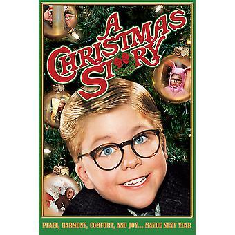 Affisch-Studio B-Christmas Story-ett ark 36x24