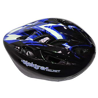 ELEKTRA Cycle Helmet (Blue)