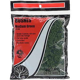 Bushes 18 To 25.2 Cubic Inches-Medium Green FCBUSH-FC146