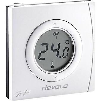 Devolo Home Control 9606 Wireless thermostat Max. range (open field) 100 m