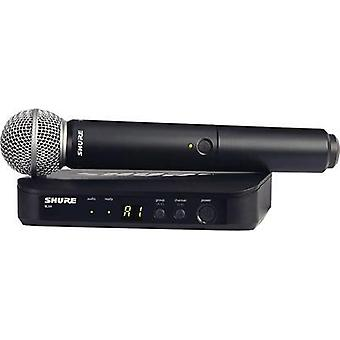 Wireless microphone set Shure Transfer type:Radio
