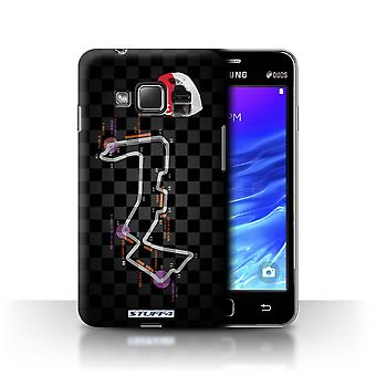 STUFF4 Case/Cover for Samsung Z1/Z130/Singapore/2014 F1 Track