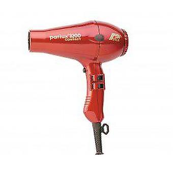 Parlux 3200 Compact Dryer Red (Woman , Hair Care , Appliances , Hair Dryers)