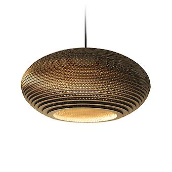 Graypants Disc Pendant Light 16