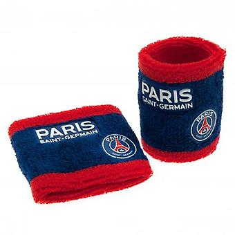 Paris Saint Germain Wristbands