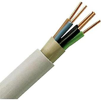 Sheathed cable NYM-J 5 G 2.5 mm² Grey Kopp 153225006 25 m