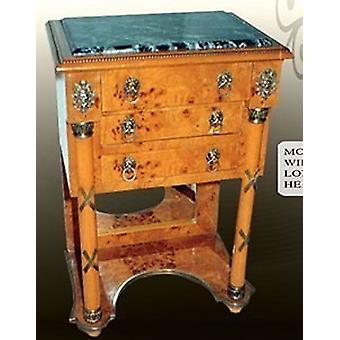 Baroque Rococo chest of drawers antique historicism style MoAl0423