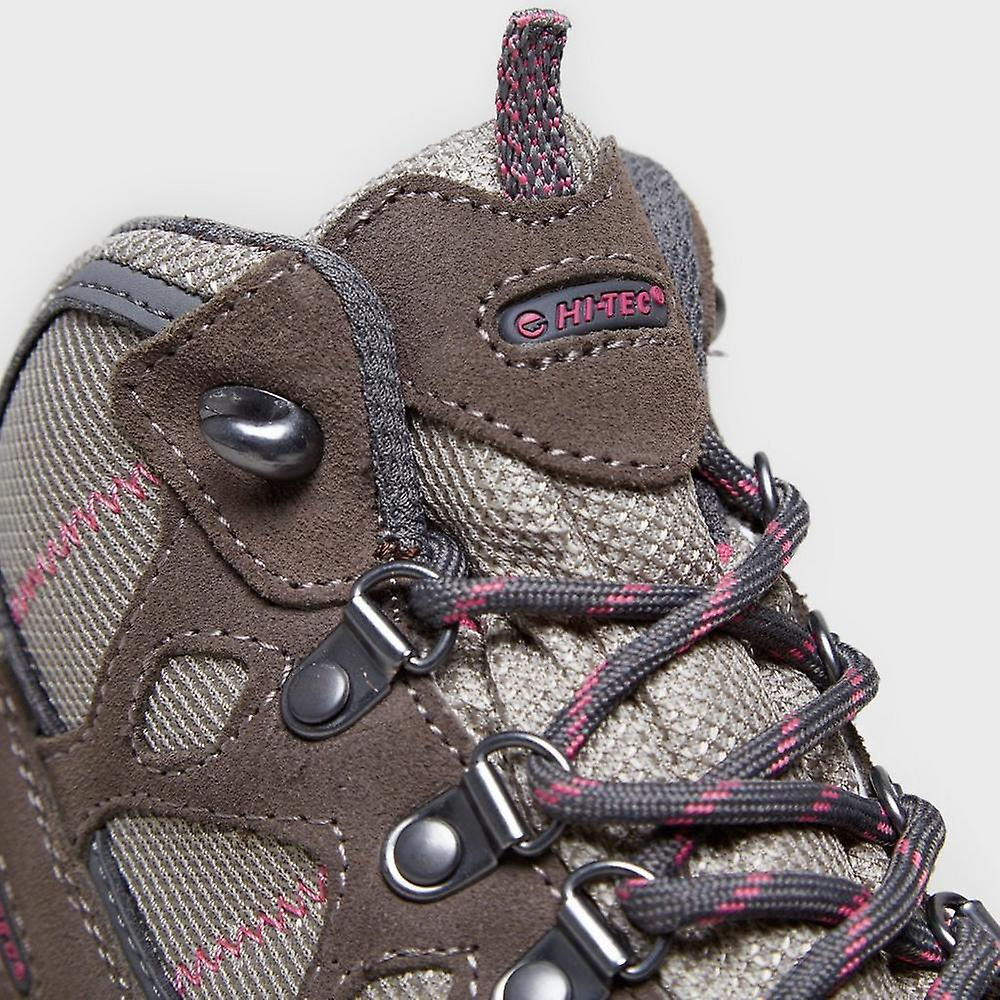 e9ef6acb390 Hi-Tec Girl's Renegade Waterproof Walking Boots
