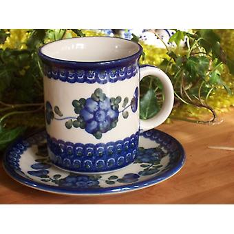 Pot saucers, 300 ml, height 9.50 cm, tradition 9, BSN 1054