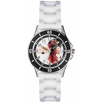 Star Wars Childrens Rogue One White Rubber Strap ROG3041 Watch