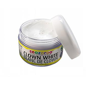 Snazaroo Professional Clown White Face & Body Paint 50ml