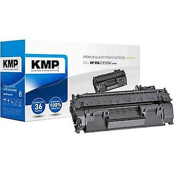 KMP Toner cartridge replaced HP 05A, CE505A Compatible Black
