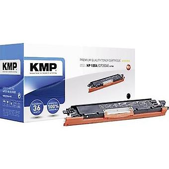 KMP Toner cartridge replaced HP 130A, CF350A Compatible Black 1300 pages H-T185