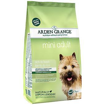 Arden Grange Mini Adult kylling & ris 2kg