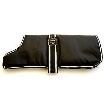 Padded Waterproof Coat Black 40.5cm (16