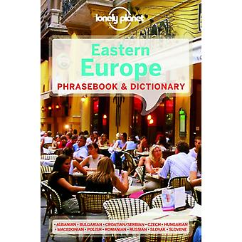 Lonely Planet Eastern Europe Phrasebook & Dictionary (Lonely Planet Phrasebook and Dictionary) (Paperback) by Lonely Planet