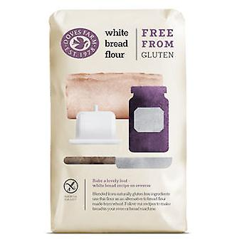 Doves Farm White bread flour gluten Doves Farm 1 kg