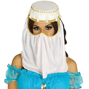 Guirca Arabic Princess Hat (Costumes)