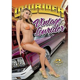 Lowrider Vintage [DVD] USA importerer