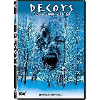Köder [DVD] USA import