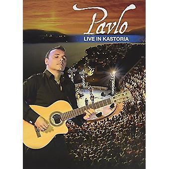 Pavlo - Live i Kastoria [DVD] USA import