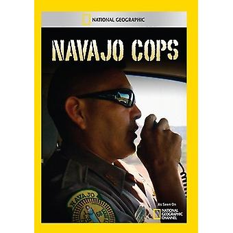 Navajo poliser [DVD] USA import