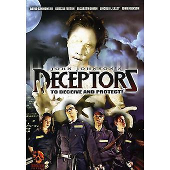 Deceptors [DVD] USA importerer