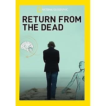 Return From the Dead [DVD] USA import