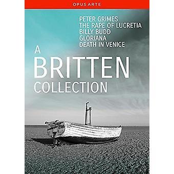 Importazione USA Britten Collection [DVD]