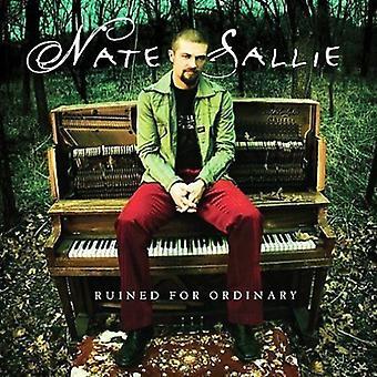 Nate Sallie - förstört för vanliga [CD] USA import