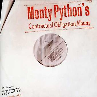 Monty Python - Monty Python's Contractual Obligation Album [CD] USA import